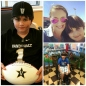 Joshua Attending the Vanderbilt Game and First Day Back at School