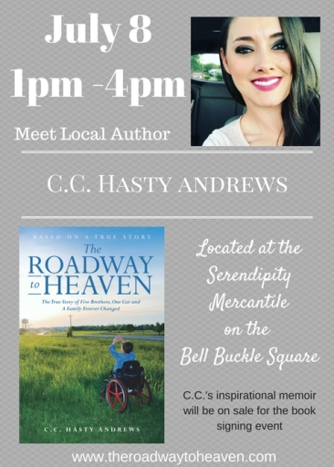 Meet Local Author